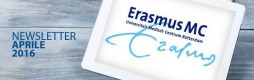 Newsletter Erasmus MC, Aprile 2016