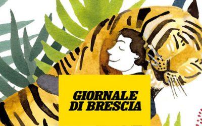 """Cosetta Zanotti parla del suo """"Vorrei dirti"""" al Giornale di Brescia"""